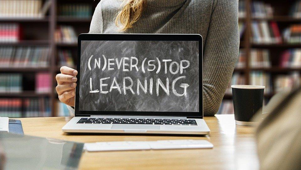 Génération de leads, Apprendre, Étudiant, Ordinateur Portable, Internet